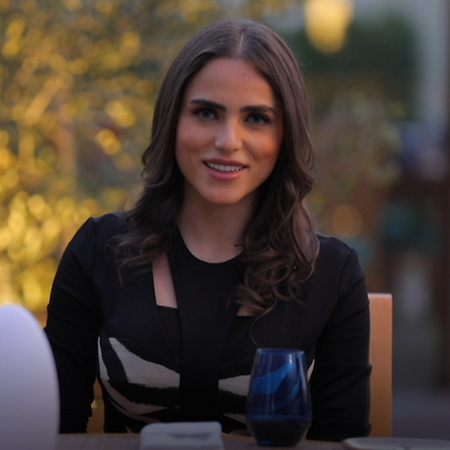 The second part of the interview with Aseel Omran where she talks abou