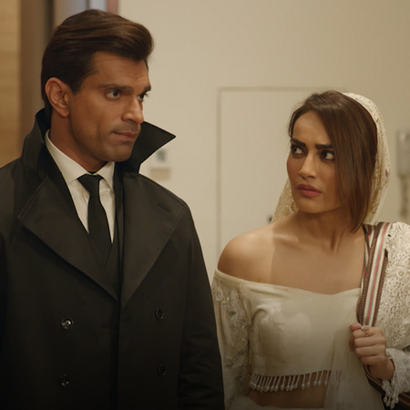 Zoya and Asad Share a room in a hotel. Annoyed with Zoya's constant ba