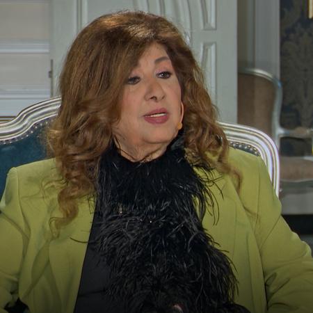 هدى شعراوي تتحدث بعفوية وتطرح كل مواهبها أمام صفاء سلطان