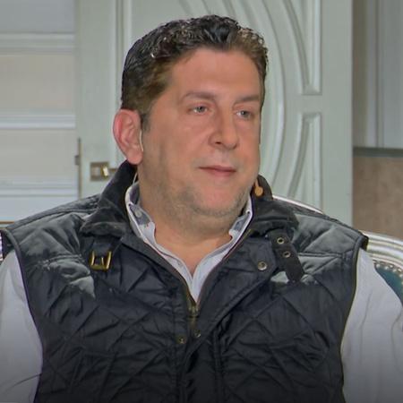 محمد قنوع يتحدث عن بداياته الفنية مع صفاء سلطان في مسلسل مرايا