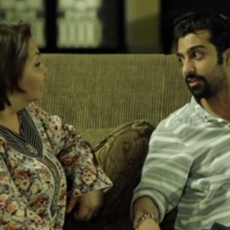 سر الهوى مسلسل كويتي يتناول قصة حب مصممة حفلات تقع في غرام أحد .زملائه