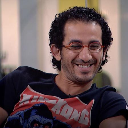 يستضيف الفنان أحمد حلمي الطفل عمر في برنامجه شوية عيال