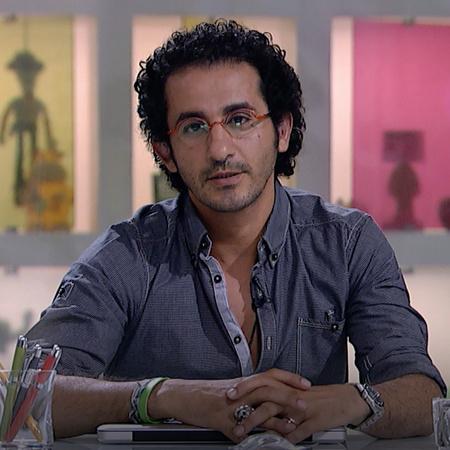 يستضيف الفنان أحمد حلمي الطفل عبد الله في برنامجه شوية عيال