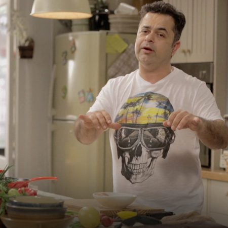 For the one who love Salad watch this episode