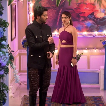 What will happen between Bragyah and Abhi during the party?