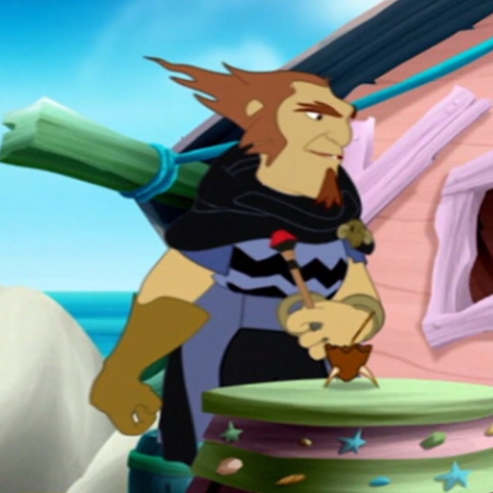 Bob's Beach is about Bob, an anthropomorphic city dog who gets shipwre