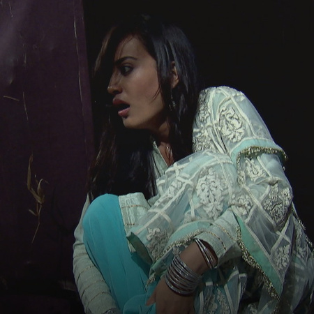 Seher meets with an accident and dies. The truck carrying Sanam also m