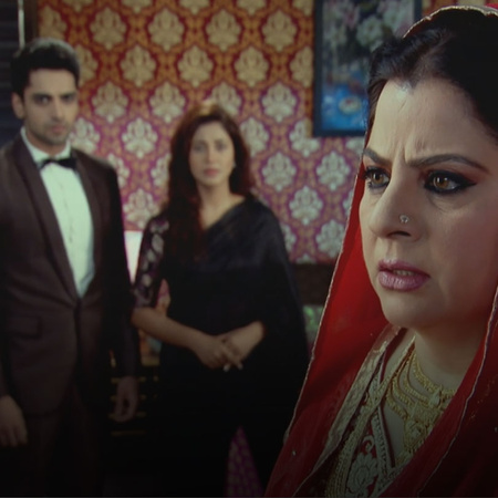 Razia reveals the story behind her fake death to Shadi. Moreover, will
