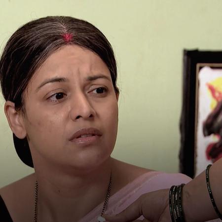 Will Kalvana forgive Rakaf when he shout on her ?