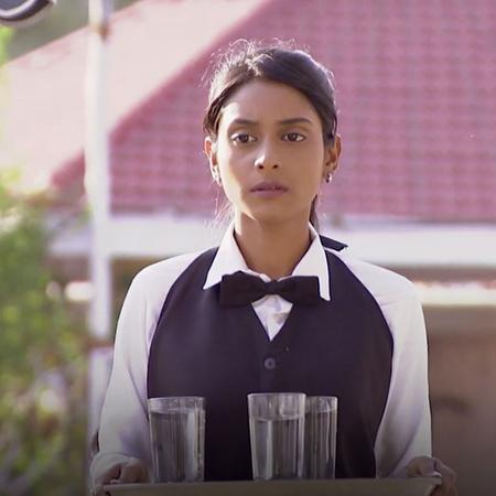 تبدأ كالفي بعملها في المقهى ولكن هل سيواجهها مشاكل في العمل ؟