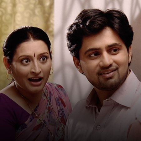 Chaos rules over Shree's family.