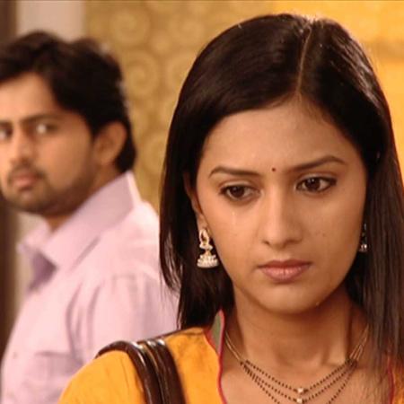 Anil tries to turn Pintya against Shree.