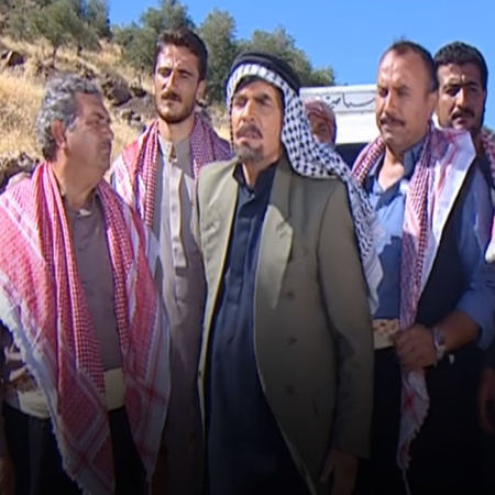 Two villages are fighting over the location of Abo Mertah's grave