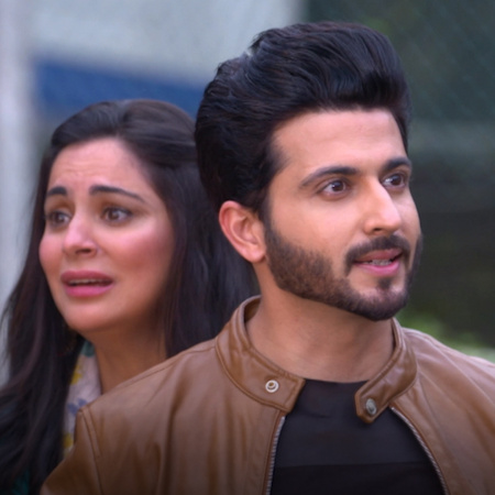 Rishab takes the final decision regarding his marriage to Shirleen. Ka