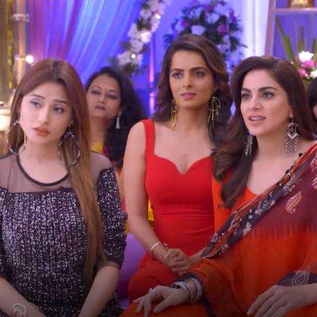 Brita and Shristi prepare a plan to expose Monisha. Britvi kills Ratvi