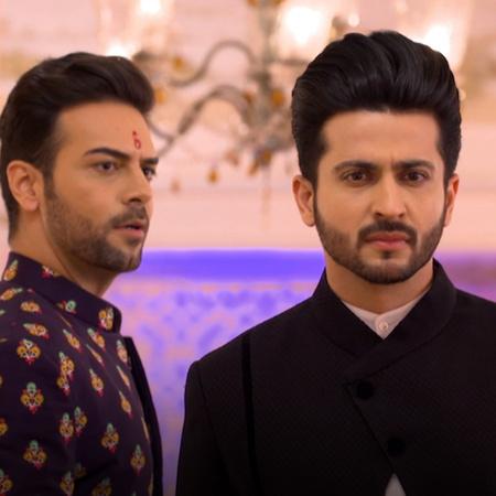 Rishab and Karan warn Brita from Britvy, but she isn't convinced by th