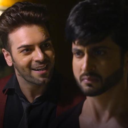 Britvi meets Karan at the police station and provokes him about Brita,