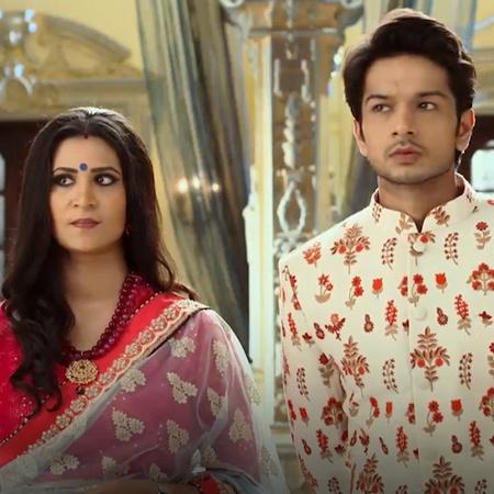 راج وراني يختطفان فيكرامجيت ويسجلان اعترافه بأنه أغتصب ساكشي. يتمكن من