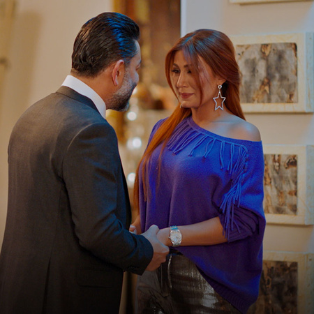 Juri suspects that she is pregnant, will she inform Yousef?