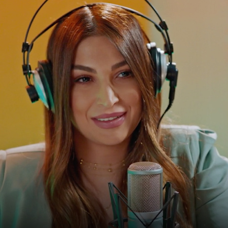 Youssef talks about his experience as a husband on the radio, and it h