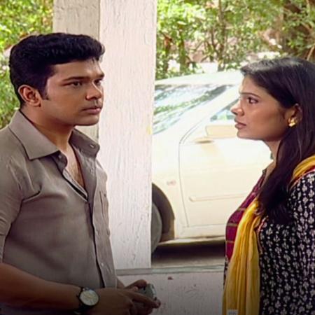 Ketkar feeling Sad after he visited Adety in her work.