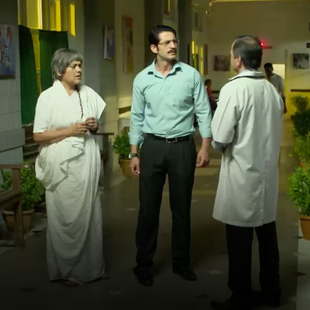 Madvi gets food poisoned and loses the baby. What will be Amma's react