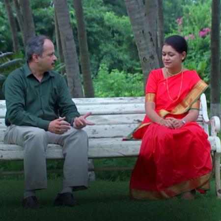 Just as Sarita madam starts planning about a happy future & her weddin