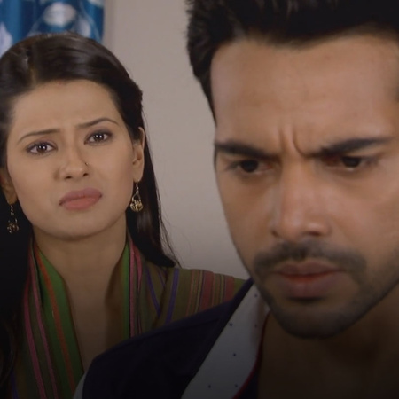 Rajat puts his sister's career at risk after he uses her name to run h