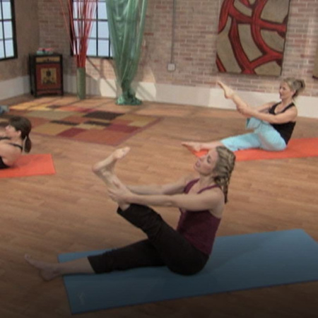Joseph Pilates created 32 exercises for the middle part of the body, p