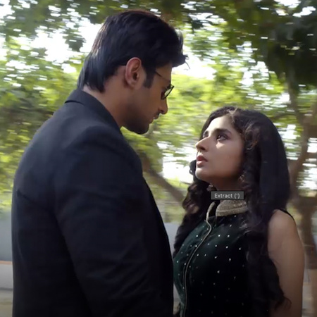 In a pretext of planning for Diwali, Durga takes Guddan to a room with