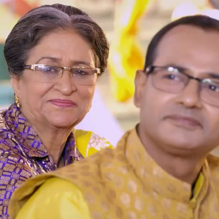 Dadi is worries that if Guddan wins the cooking competition, she will