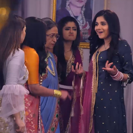 Guddan has taken another task to pay back AJ. Find out what happens wh
