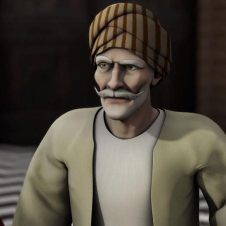 يقترح أبو نوارة قامة مهرجان حتى تعود الثقة مرة أخرى إلى أهالي القرية