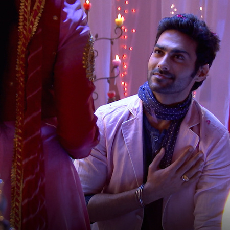 What would Raj's reaction be after Samart's marriage proposal to Avni?