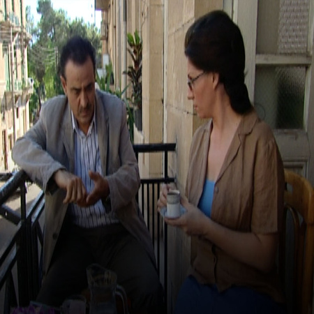 Samira is trying to save her marriage at any cost, and Abood is about
