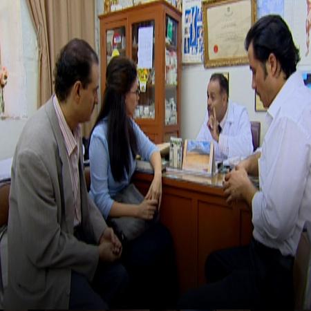 وائل و سميرة مجبران على إتخاذ قرار من أجل ابنهم مالك