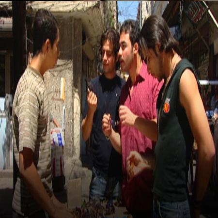 تبدأ هند بإستلطاف و تقبل بسام و  يتعرض رجال الشاويش لرجا في غياب عبود