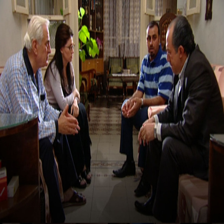Raja has to pick between his parents now. Abo Maher gets both his sons