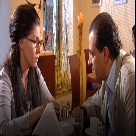 ماهر و وسيم يطردان مروى من العمل كما طلبت منهم هيام و سميرة تحاول جاهد