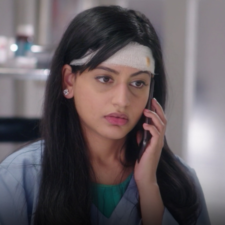 Vedica is arrested, and Pimla plans for a new plot against Sahil