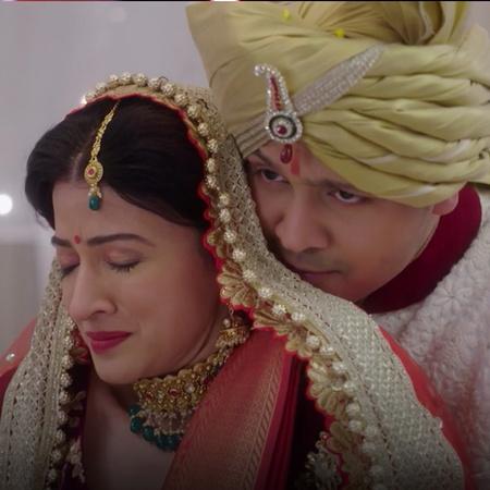 Gautam threatens Vedica to kill Arya if she refuses to marry him!