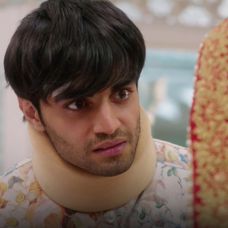 After Sahil reveals the aunt's plan, will he finally gets married and