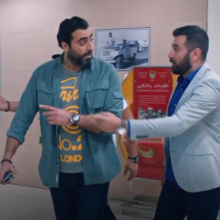 إحدى المعجبات تطلب رؤية باسم ياخور ليخرج محجوب من السجن