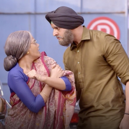 Kalyani gets in danger and saves the baby, but who will save her, Anup