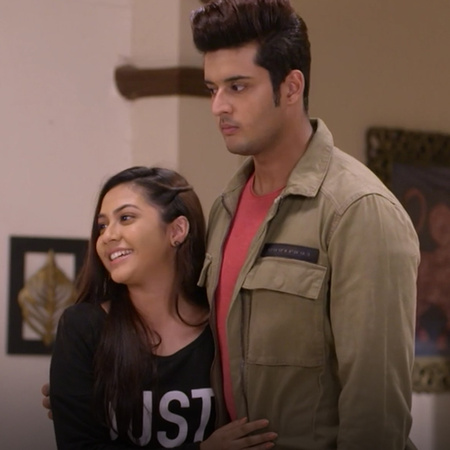 Kalyani reveals Atarf's plan and tries to take her right from him, but