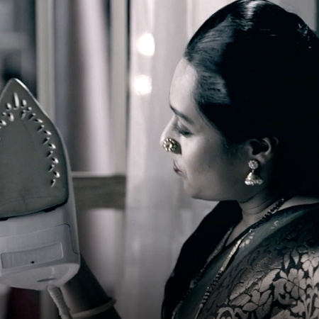 Aparna tries to hurt Kalyani