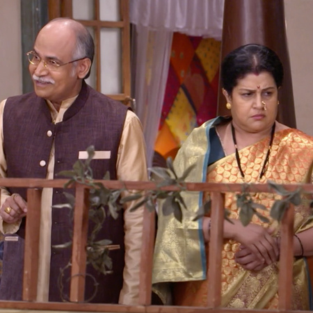 Sampda is shocked by her husband Ataref's marriage, and Kalyani wins t