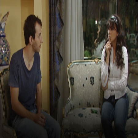 Lucy meets with Haroun to give him a special job , will Haroun take th