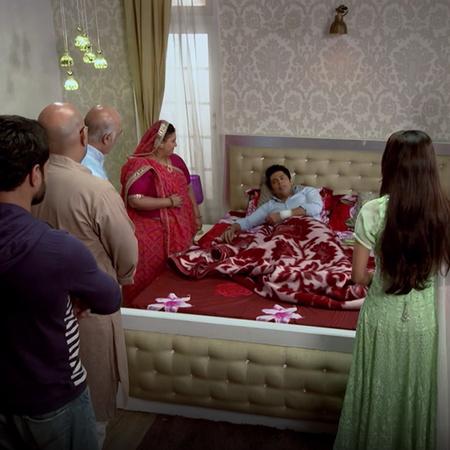 مشهد يصدم عائلة أديتيا وتصدم نيشا عائلته بذلك