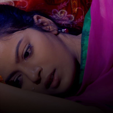 Chaya is devastated after what her teacher has done to her. Najah fain